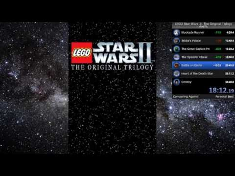 LEGO Star Wars 2 DS Any % [34:02.22]