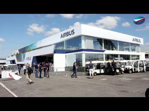 French Aerospace suppliers - Salon du bourget 2017 - PARIS AIR SHOW