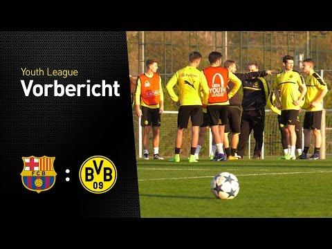 U19: Vorbericht zum Spiel beim FC Barcelona   UEFA Youth League