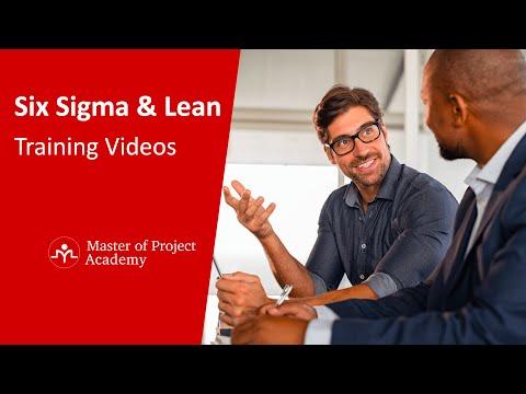 Six Sigma Training Videos - Lean Six Sigma & Six Sigma - YouTube