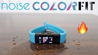 Noise ColorFit Fitness band   Budget Fitness Band   Tech Unboxing 🔥