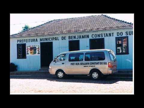 Filme histórico do Município de Benjamin Constant do Sul - 18 anos