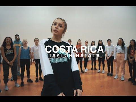 Taylor Hatala Choreography // COSTA RICA