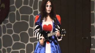 "The Queen of Hearts Sings ""The Irish Ballad"""