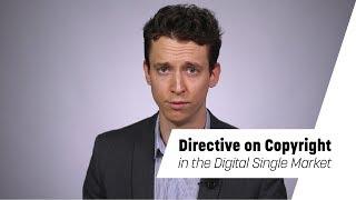 The EU Copyright Directive explained