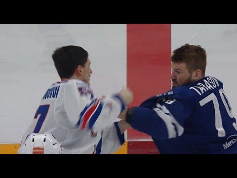 Daniil Tarasov vs. Artyom Shvets-Rogovoy