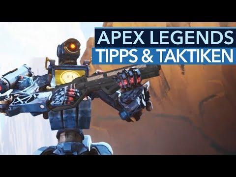 Apex Legends: Einsteiger-Tipps für den Battle Royale - Guide