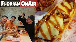 Les MEILLEURS GRILLED CHEESE ?? + des PHILLY CHEESE STEAKS! -  MEILLEUR SNACK S02E09