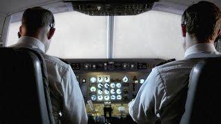A Plane Landing in Arctic Conditions Ends in Tragedy