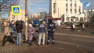 Необычный патруль появился сегодня на улицах областного центра