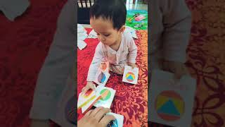 When Should a Baby Start Reading Books | How To Train a Child To Read Books | True Parenting