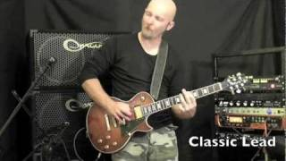 Dragoon Guitar Cabinets Review: Celestion Greenback, Vintage 30, Classic Lead.