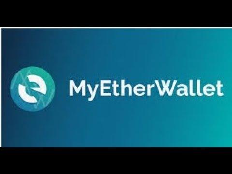 CRYPTOHANDS. Как зарегистрироваться, используя  MyEtherWallet.itcoin