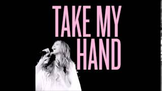 Beyoncé - Take My Hand (Only audio) - Live from 57th Grammy Awards