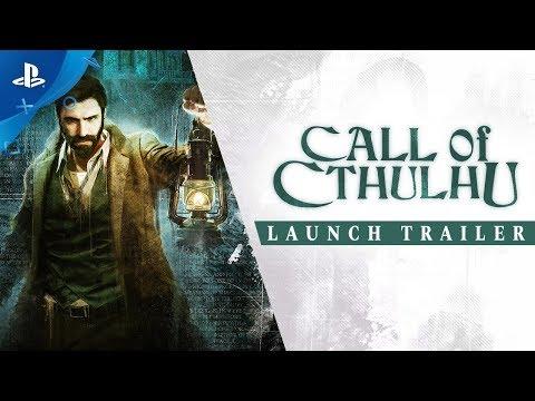 Trailer de Call of Cthulhu