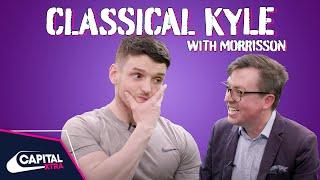 Morrisson Explains 'Shots' To A Classical Music Expert | Classical Kyle | Capital XTRA