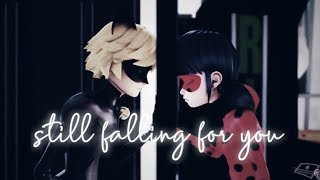 still falling in love with an angel like you ↷ amv miraculous