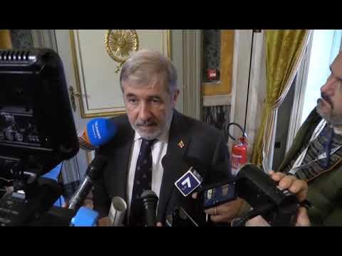 BUCCI: ENTRO NATALE NUOVE STRADE RIAPERTE E VIA ALLA DEMOLIZIONE DEL PONTE