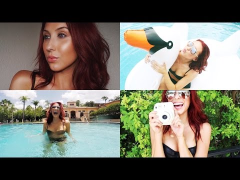 Pool Day Makeup Look - Summer 2015 | Jaclyn Hill
