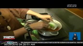 [ANTV] Kuliner Khas, BORGIBOR Tempoyak Dengan Buah Durian