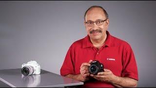 Explore the Canon EOS Rebel SL3 DSLR with Rudy Winston