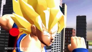 Goku vs Superman - Trận chiến được mong chờ nhất mọi thời đại