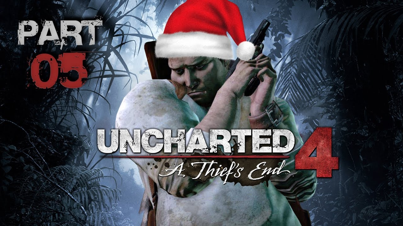 Uncharted 4: Extrem Schwierig Run (feat. Andi) – Part 5
