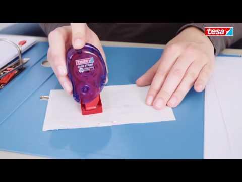 Sello adhesivo permanente sin disolventes Tesa