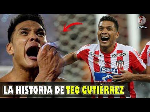 Noticias Teo Gutiérrez | Junior y Selección Colombia
