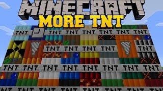 [Special 100 Filmów] Minecraft Mody 1.6.4 #32   Too Much TNT   35 Nowych TnT!