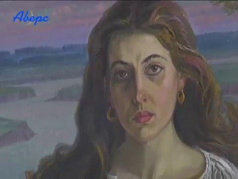 Жіночі портрети Леоніда Литвина. Що надихає художника..../Women's portraits - YouTube