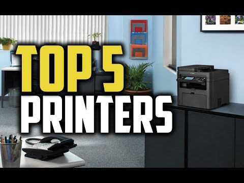 Best Printers in 2018 – Which Is The Best Printer For Home & Office Use?