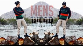 MENS RETRO FALL FASHION LOOK (FOTD No.3) | JAIRWOO