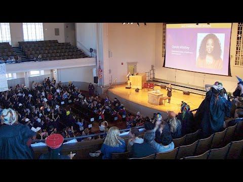 Oprah Winfrey Named Smith College 2017 Commencement Speaker