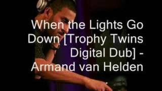 When the Lights Go Down [Trophy Twins Digital Dub] - A.V.H