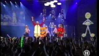 DJ Otzi-Burger dance
