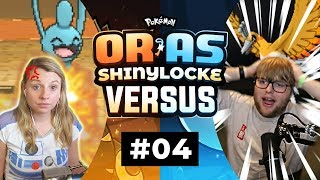 JUBE'S LUCK!? | Pokemon ORAS Shinylocke Versus EP04