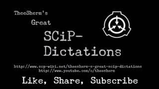 SCP-3883: Dildos Have Dreams Too