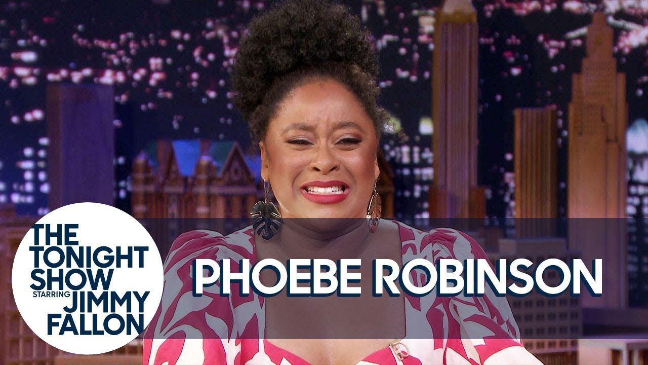 Phoebe Robinson Attempts to Cry on Demand thumbnail