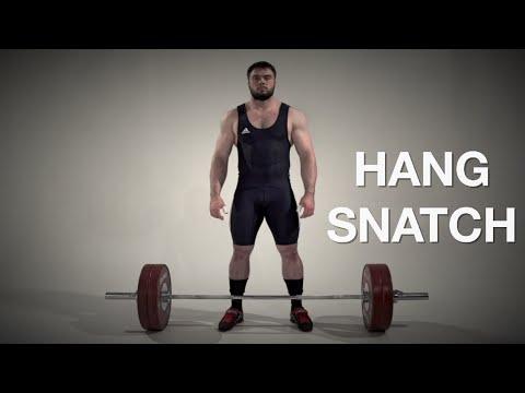 Hang Snatch