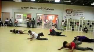 Chris Brown | Sweet Love | Jeremy Strong Choreography | Collizion
