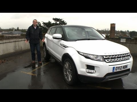 Range Rover Evoque long term test - final report