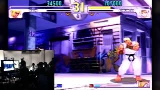 Official Evo Moment #37, Daigo vs Justin Evo 2004 in HD