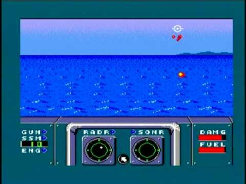 POSEIDON WARS 3D (MASTER SYSTEM) gameplay 3/4