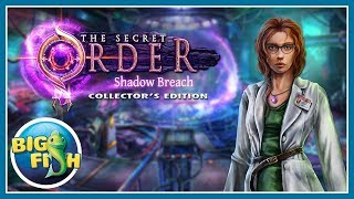 The Secret Order: Shadow Breach Collector's Edition video