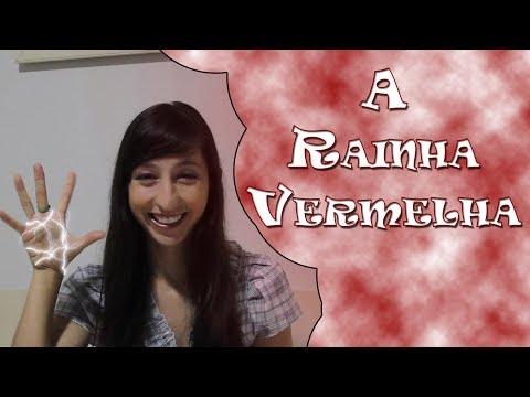 RESENHA - A RAINHA VERMELHA | Alegria Literária