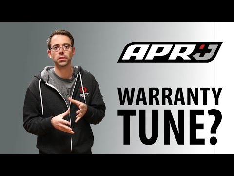 APR Plus..... A Software Tune with a Warranty?