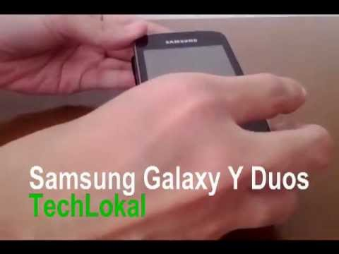Samsung Galaxy Y Duos S6102 price in India