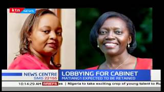 Lobbying for cabinet intensifies as Martha Karua shows no interest in the slot