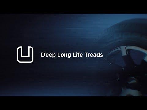 Deep Treads